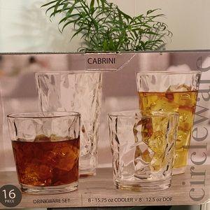 Kitchen Glasses/Drinkware set